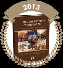 elismerésünk 2013-ban
