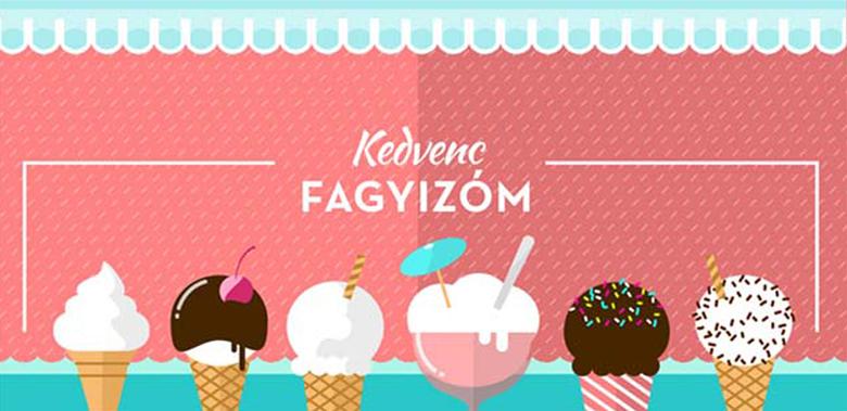Az ország 2. legnépszerűbb fagylaltozója